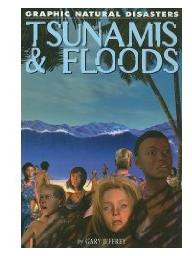 Amazon.com: Tsunamis and Floods (Graphic Natural Disasters): Gary Jeffrey: Books