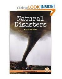Amazon.com: Natural Disasters: A Chapter Book (True Tales): Madeline Boskey: Books