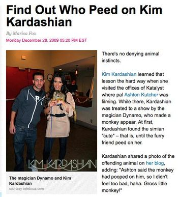 Find Out Who Peed on Kim Kardashian - Kim Kardashian : People.com_1262059033273